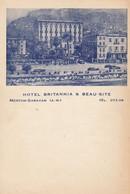 Menton Garavan - Hôtel Britannia & Beau-Site - Menton