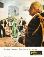 """PUB  """" PERRIER  """"    1973  ( 26 ) - Perrier"""