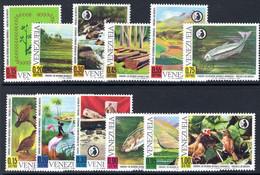 Venezuela 1968 Conservation Of Natural Resources Unmounted Mint. - Venezuela