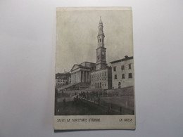 MONTEFORTE D'ALPONE Saluti Da .... La Chiesa - Verona