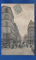 PARIS   Rue Du Ruisseau     Animées  écrite En 1906 - District 18