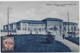 Milano - Brefotrofio Provinciale Regina Elena (Viale Piceno). - Milano (Milan)