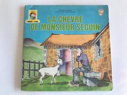 LA CHEVRE DE MONSIEUR SEGUIN Par Petit Bobo - 2 X 45t - Bambini