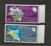 Trinidad & Tobago, 1974, SG 451 - 452, MNH - Trinidad Y Tobago (1962-...)