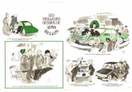 """""""  JEAN BELLUS  """" Les MEILLEURS DESSINS De  BELLUS 1973  ( 1 ) - Sonstige"""