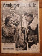 HAMBURGER ILLUSTRIERTE  JOURNAL ALLEMAND 1942 - 1939-45