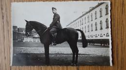 Tournai. 1938. Cavalier 11ème D'Artillerie. - War, Military