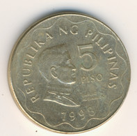 PHILIPPINES 1998: 5 Piso, KM 272 - Philippines