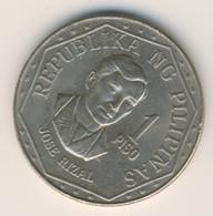 PHILIPPINES 1978: 1 Piso, KM 209 - Philippines