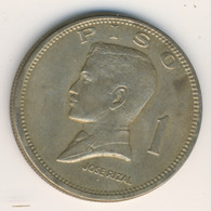 PHILIPPINES 1974: 1 Piso, KM 203 - Philippines
