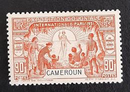 CAMEROUN    Exposition Coloniale De Paris 1931     N° Y&T  151  * - Ungebraucht