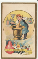 CHROMO CHICOREE  BELLE JARDINIERE    LA PHARMACIE    C. BERIOT LILLE - Tè & Caffè
