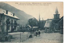 CPA   PUISGROS  La Rue Principale   N° 3779 - Other Municipalities