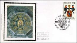 2483 - FDC Zijde - Thurn En Tassis  #1 - 1991-00
