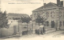 Saint Mihiel  Lot De 2 Cartres   Sur Casernes - Saint Mihiel
