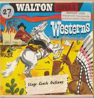 Walton Westerns : Stage Coach Outlaws, Super 8 Mm , Spoel 60 Mtr - 35mm -16mm - 9,5+8+S8mm Film Rolls