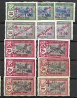 Indes Francaises Mnh Nsc ** 27 Euros 1943 - Ongebruikt