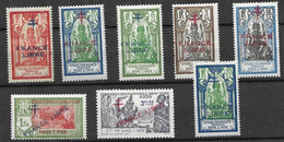 Indes Francaises Mnh Nsc ** 30euros+ 1941 - Ongebruikt