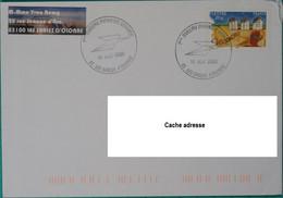 85- Les Sables D'Olonnes 1er Bureau Nomade 2005 - Bolli Commemorativi