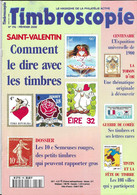 TIMBROSCOPIE - FETE DU TIMBRE TINTIN, LA SAINT VALENTIN, LA TOISON D OR, EXPOSITION UNIVERSELLE  PARIS 1900, HASSAN II.. - Francesi (dal 1941))