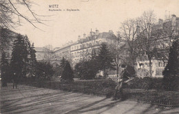 METZ - MOSELLE - (57) - CPA 1908 - CLICHE PEU COURANT. - Metz