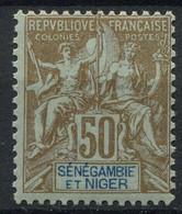 !!! SENEGAMBIE ET NIGER, N°11 NEUF ** - Unused Stamps
