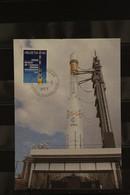 Schweiz 1979, ESA - Ariane, MiNr. 1164, MC, Maximumkarte - Zonder Classificatie