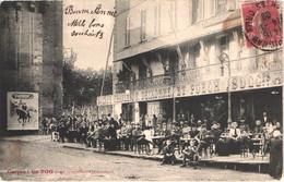 FR66 PERPIGNAN - Labouche - Café DEIXONNE - Garçon Un TOG - Meilleur Quinquina - Animée - Belle - Perpignan
