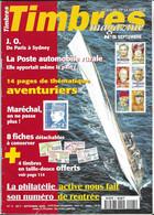 TIMBRES MAGAZINE - MARECHAL PETAIN, POSTE AUTOMOBILE RURALE, LES EXPLORATEURS TIMBRIFIES, THEODORE BOTREL, TYPE BLANC - Francesi (dal 1941))