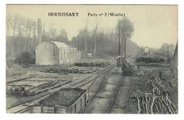 Bernissart   Puits N° 2 (Moulin)  CHARBONNAGE - Bernissart