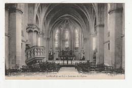 LANGAN - INTERIEUR DE L'EGLISE - 35 - Other Municipalities