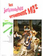 """PUB  """" PERRIER  """"    1973  ( 27 ) - Perrier"""