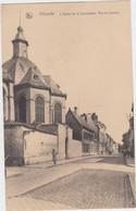Vilvoorde - Basiliek Leuvense Straat (niet Gelopen Kaart) - Vilvoorde