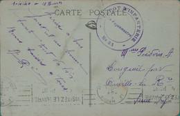 76- Le Havre Dépot D'infanterie N°31 Sur CP Du 1er Avril 1940 Pour Ouville La Rivière - Guerre