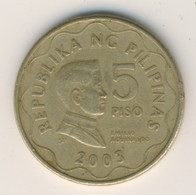 PHILIPPINES 2003: 5 Piso, KM 272 - Philippines