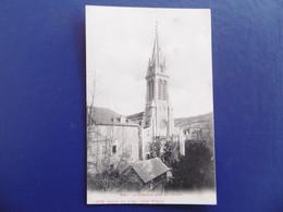 GAP  ( 05 ) N° 1876  La Cathédrale Prise De L'évéché - Gap