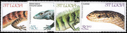 St Lucia 1984 Endangered Wildlife Unmounted Mint. - St.Lucie (1979-...)