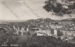 CARTOLINA  ANCONA,MARCHE,PANORAMA,BELLA ITALIA,RELIGIONE,MEMORIA,IMPERO ROMANO,VACANZA,STORIA,CULTURA,VIAGGIATA 1948 - Ancona