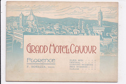 CP DOUBLE ITALIE FIRENZE Grand Hotel Cavour - Firenze (Florence)