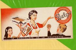 BUVARD & Blotting Paper :Le Specialiste De La Gauffrette BELGOT - Cake & Candy