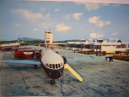 Avion / Airplane / SABENA / Caravelle VI / Seen At Dubrovnik Airport / Flughafen / Aéroport / Aeroporto - 1946-....: Modern Era