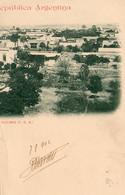 Colombie - Carte - QUILMES - F.C.S. - La Ville - 1902 - - Colombia