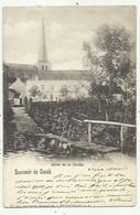 Souvenir  De Genck - Hotel De La Cloche ( Nels Serie 60 , Nr 4)  - Verzonden - Genk