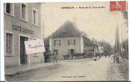 CORBELIN Route De La Tour Du Pin - Corbelin