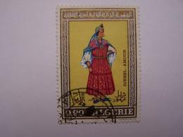 ALGERIE 1971  Oblitéré Costumes Algériens - Algérie (1962-...)