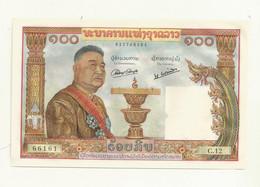 BILLET NEUF  LAOS 100 KIP 1957   CRAQUANT  TRES FRAIS. - Laos