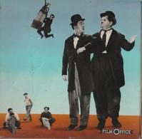 Laurel & Hardy : Une Partie De Golf, Super 8 Mm , Spoel 60 Mtr - 35mm -16mm - 9,5+8+S8mm Film Rolls
