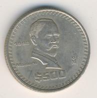 MEXICO 1988: 500 Pesos, KM 529 - Mexico