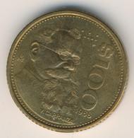 MEXICO 1988: 100 Pesos, KM 493 - Mexico