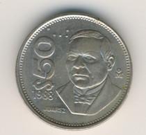 MEXICO 1988: 50 Pesos, KM 495 - Mexico